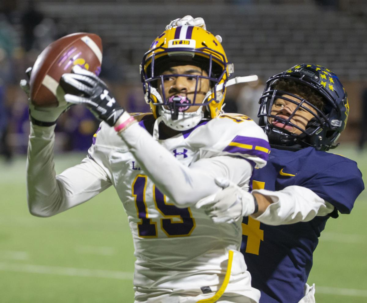 La Marque vs La Grange Playoff Football
