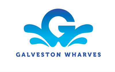 New Port of Galveston logo