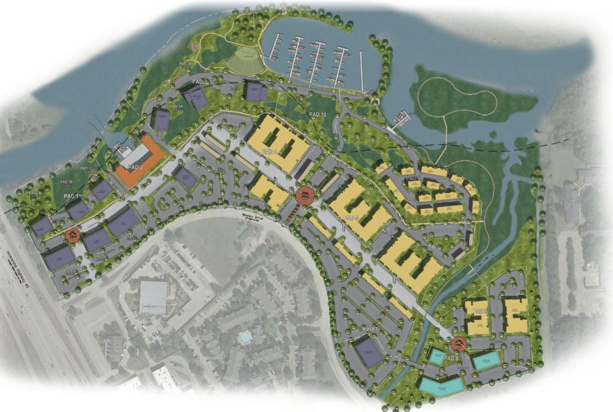River Bend Development