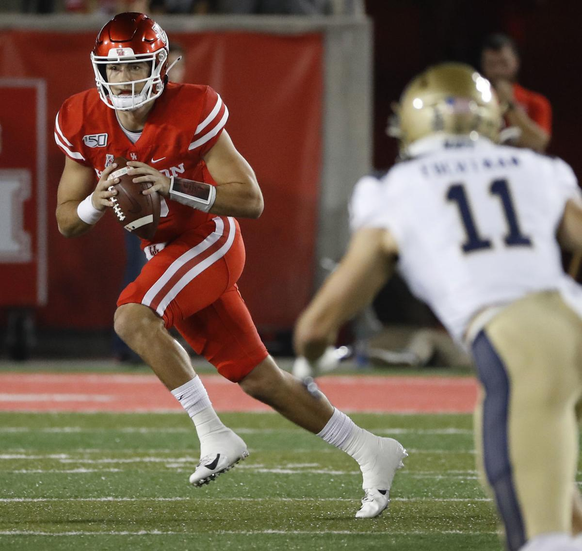 Houston Cougars vs. Navy Midshipmen