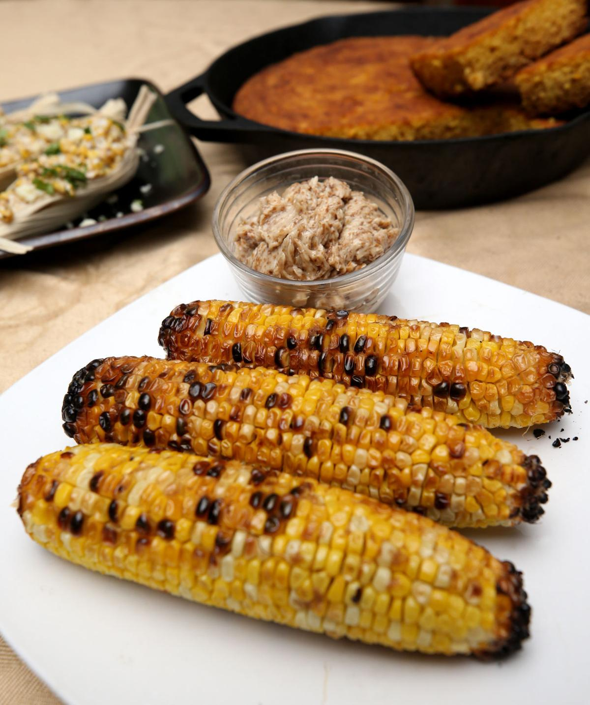 Roasted corn recipes