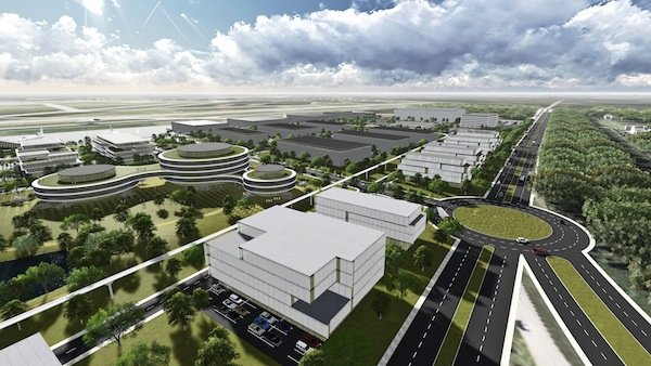Spaceport planed for Ellington Field