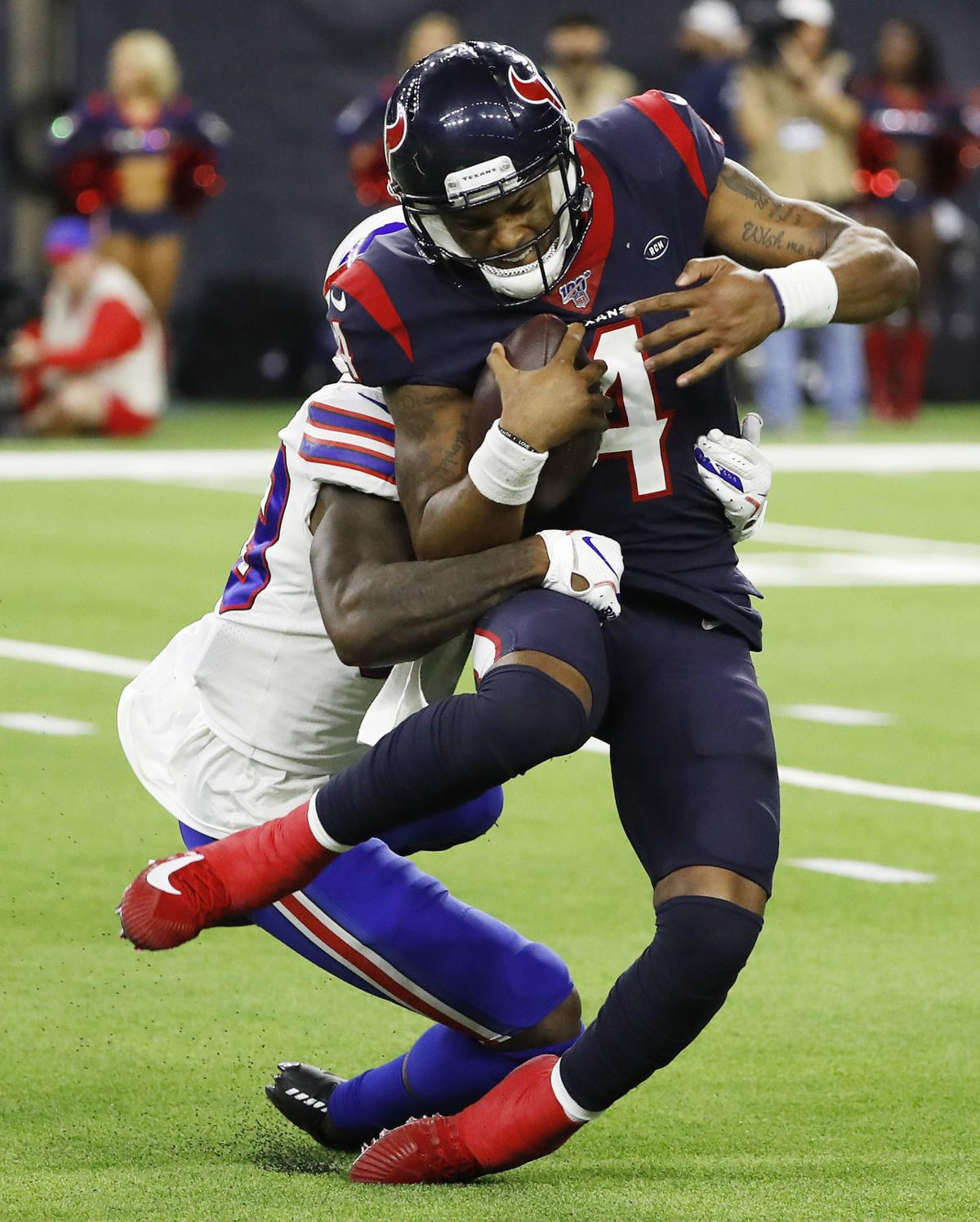 Houston Texans vs. Buffalo Bills