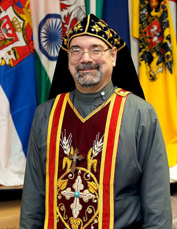Duncan talks Orthodox music