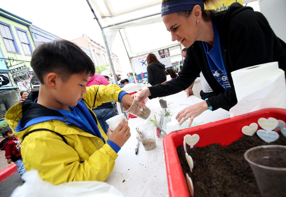 23rd annual Grand Kids Festival