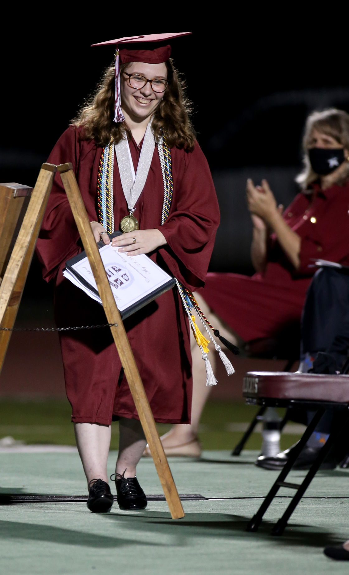 Clear Creek commencement