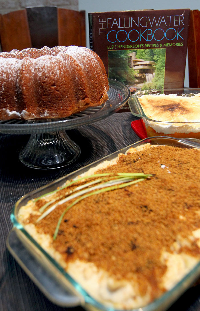 fallingwater cookbook creations food the daily news