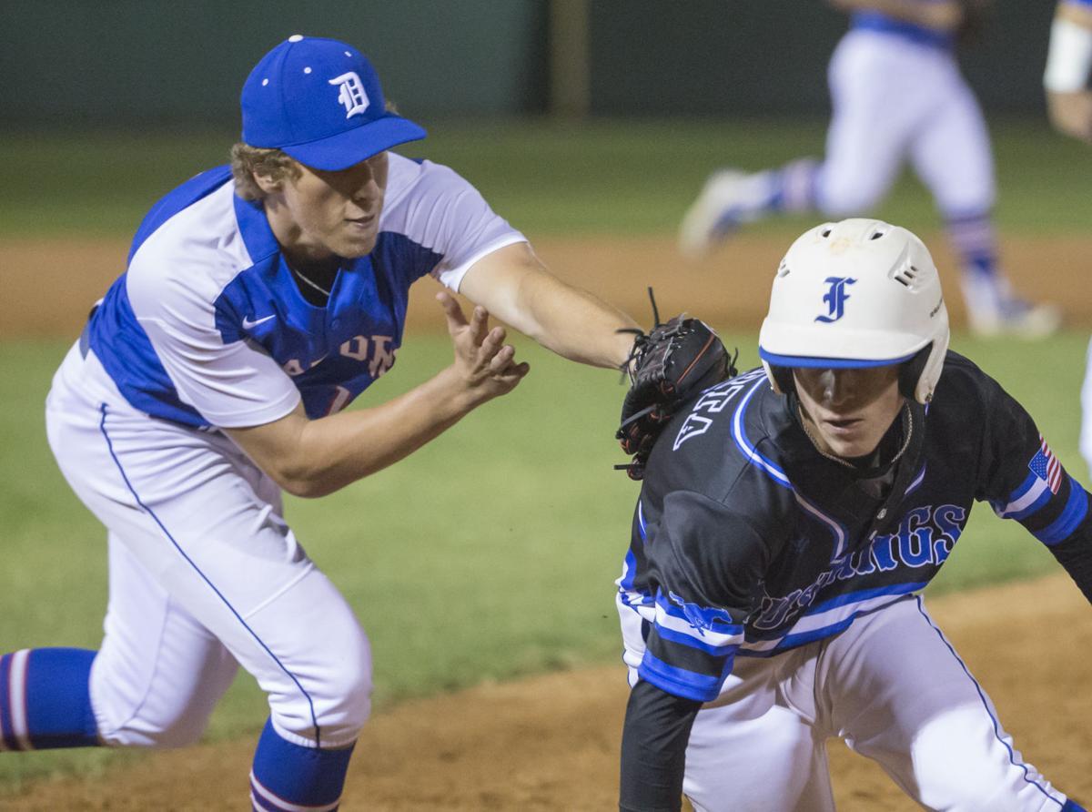 Friendswood vs Dickinson Baseball