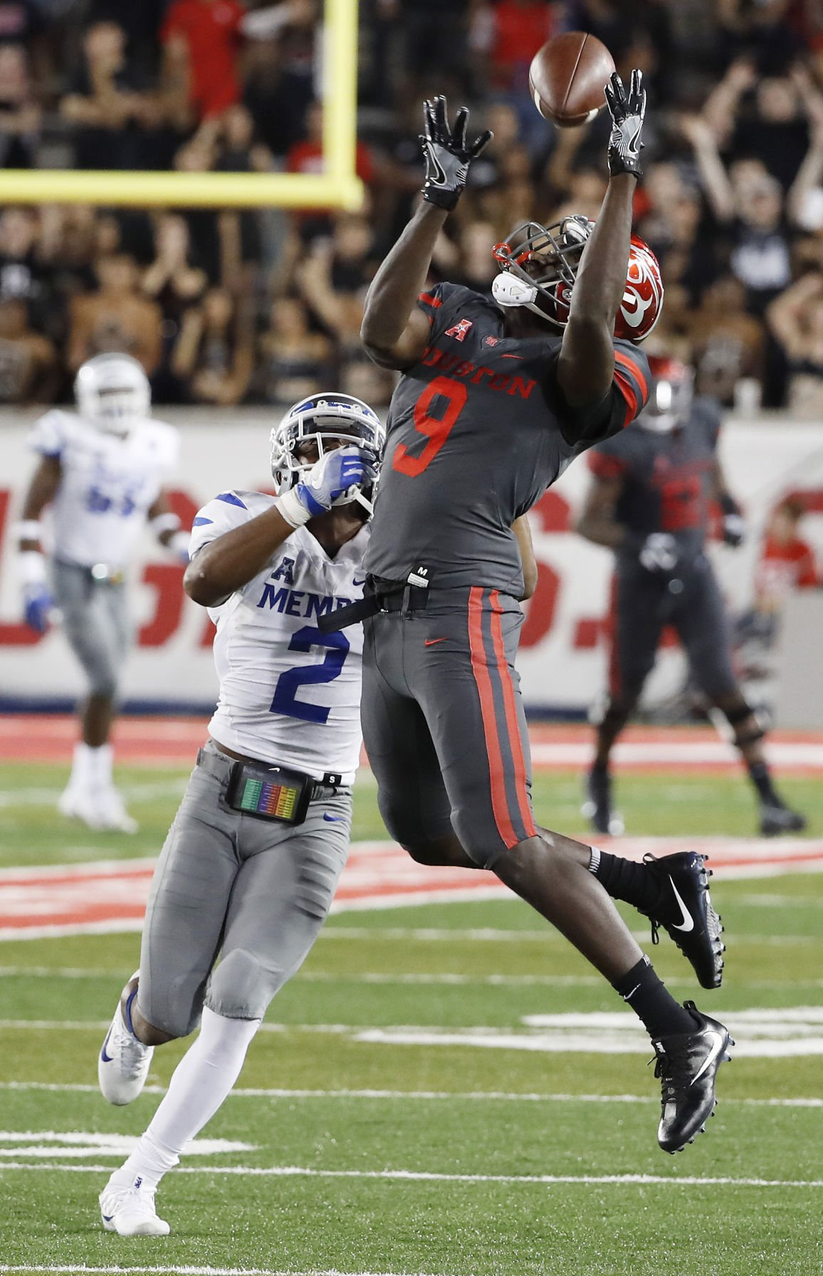 Houston Cougars vs. Memphis Tigers