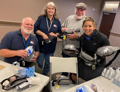 Galveston County Medical Reserve Corps receives honor