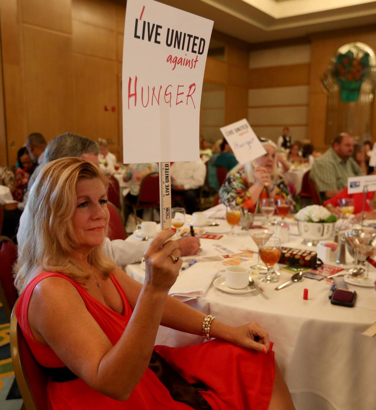 United Way kicks off fundraising campaigns