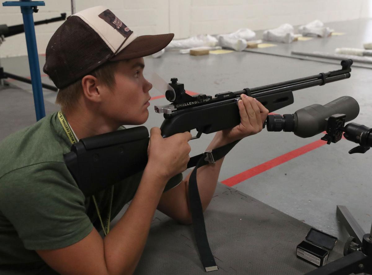 Air rifle team