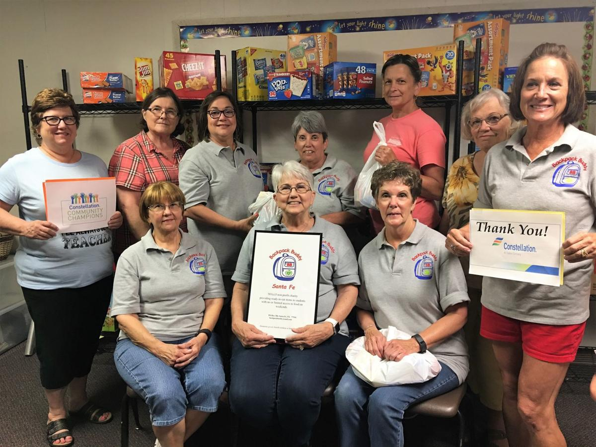 Local group receives community grant