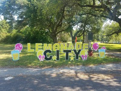Lemonade City signage