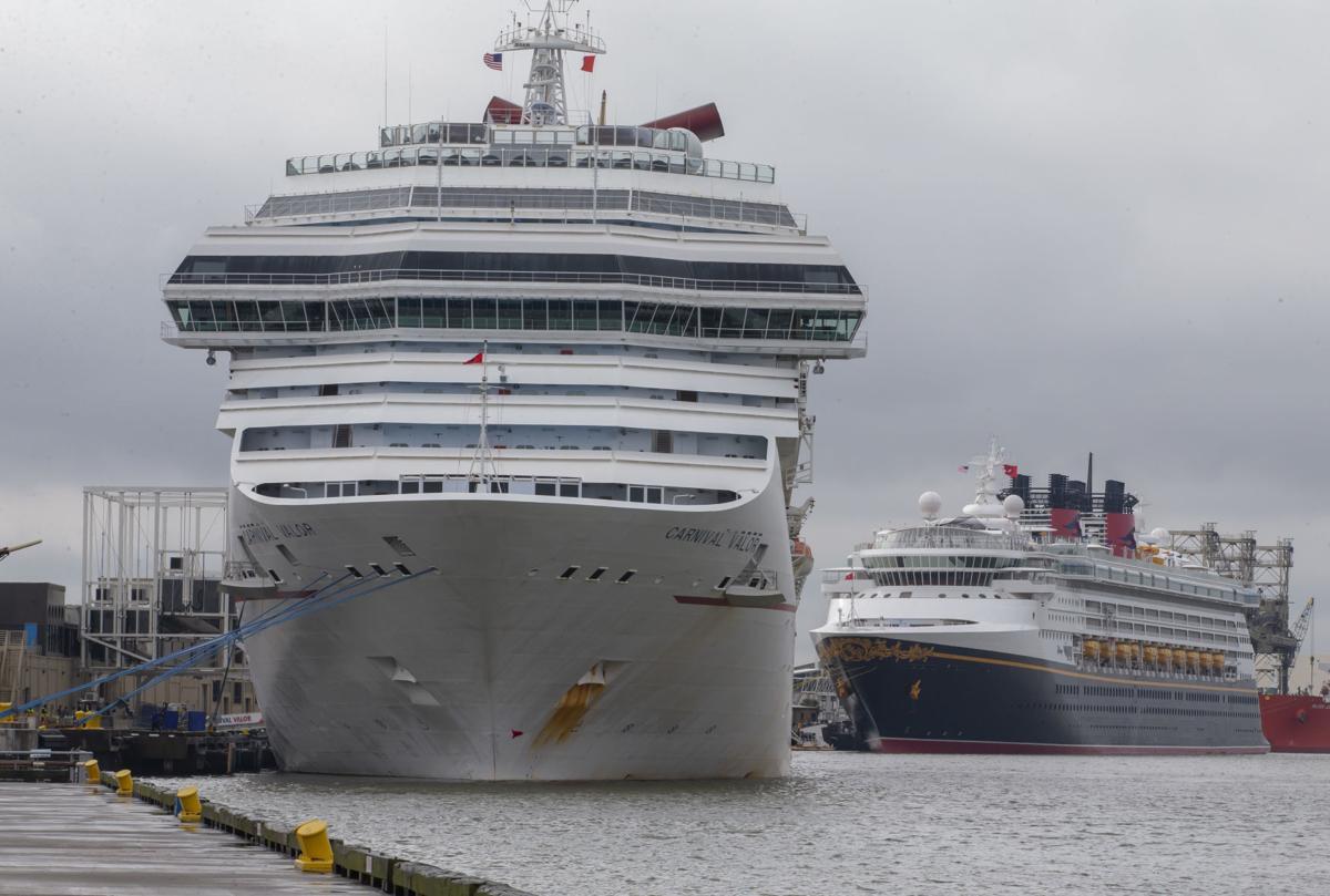 New Cruise Terminal