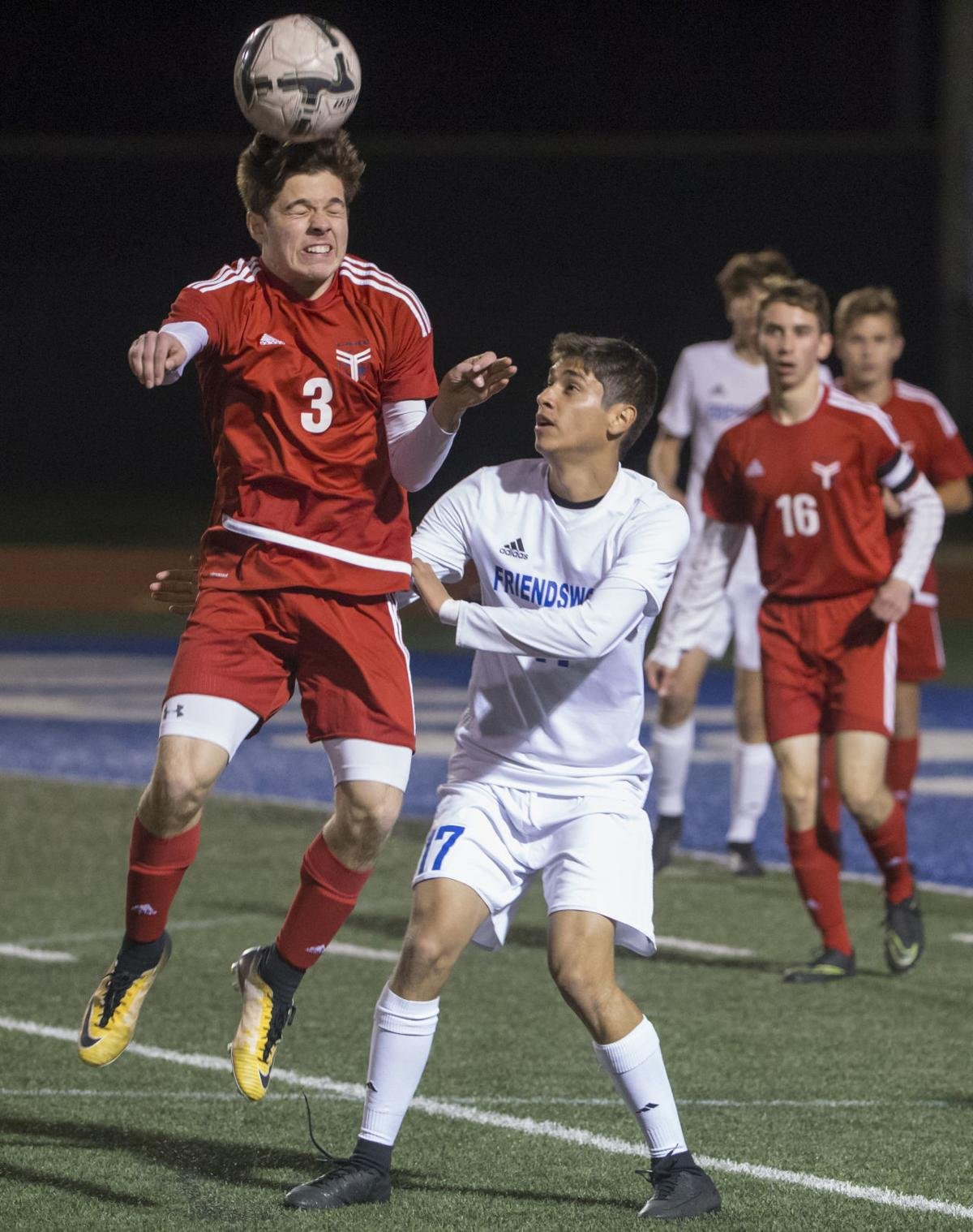 Friendswood vs Clear Lake Boys Soccer