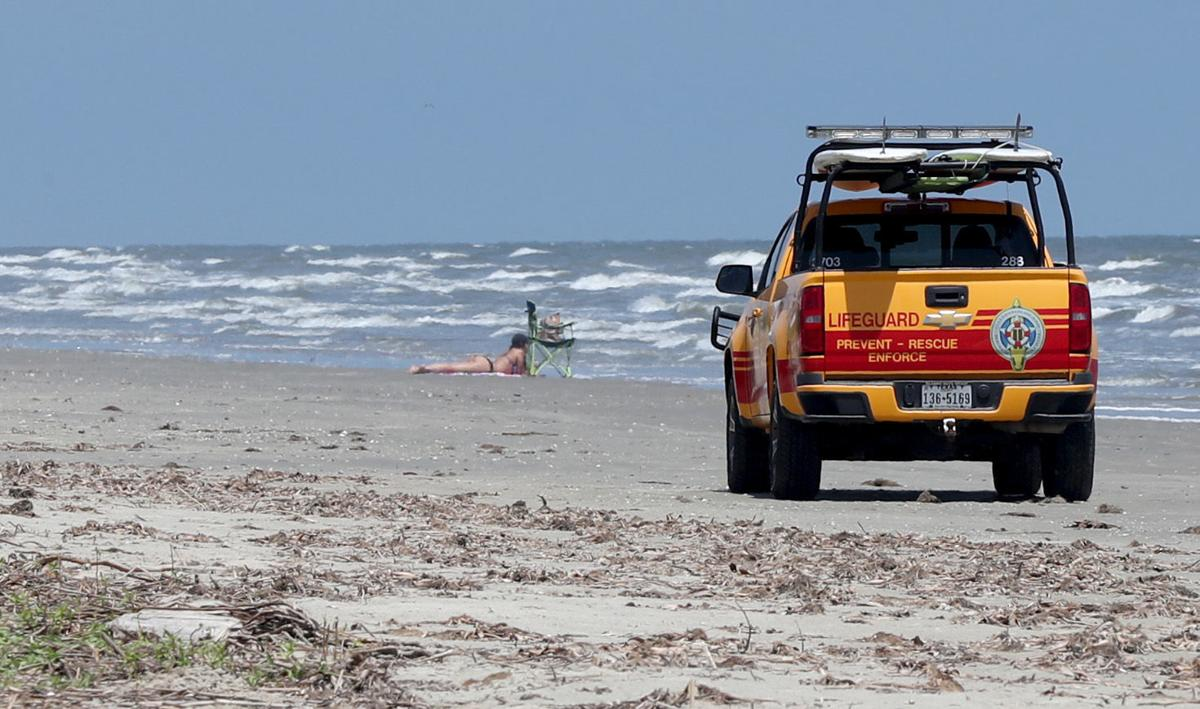 Beach Patrol busy keeping people off beaches during pandemic
