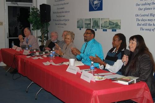 Galveston Reads Professors Panel