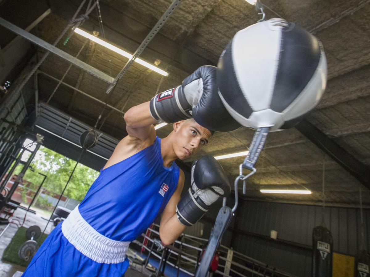 Dickinson youth boxer to compete for national championship