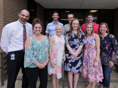 Carla Stinson gives back to FISD education foundation