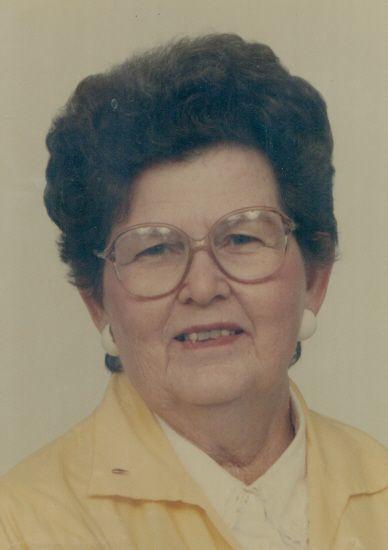 Georgia Frances Montgomery