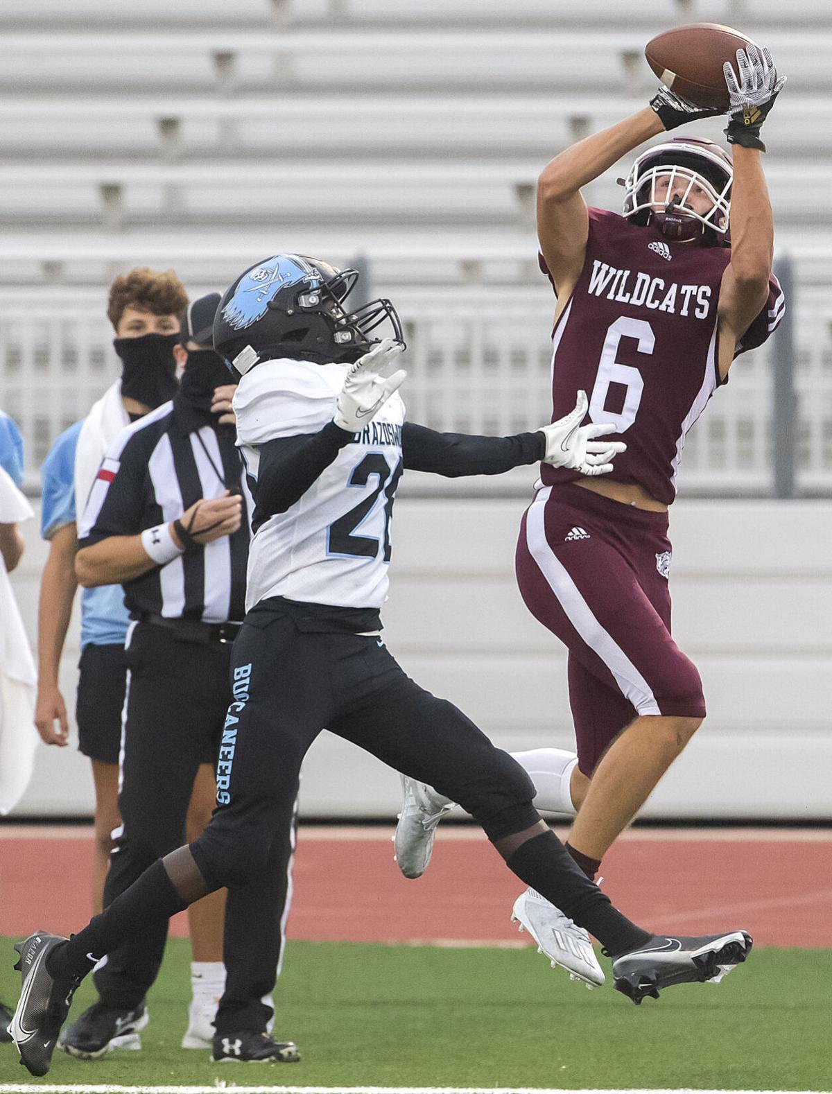 Clear Creek vs Brazoswood High School Football