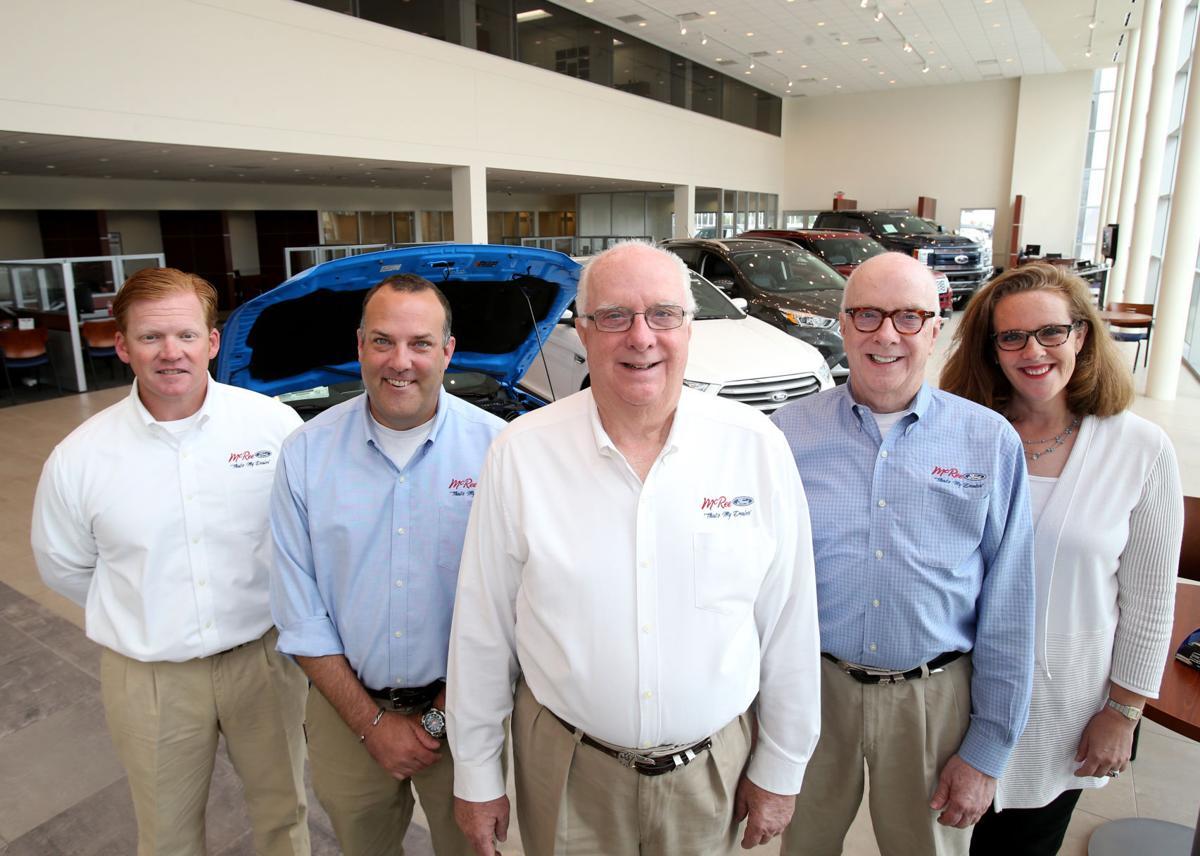 McRee Ford celebrates 70th anniversary
