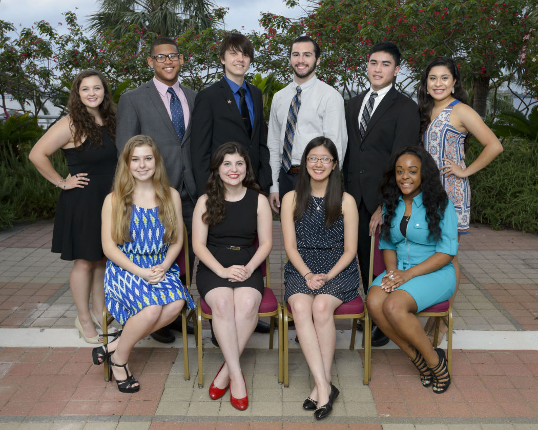 Galveston Youth Leadership Awards finalists