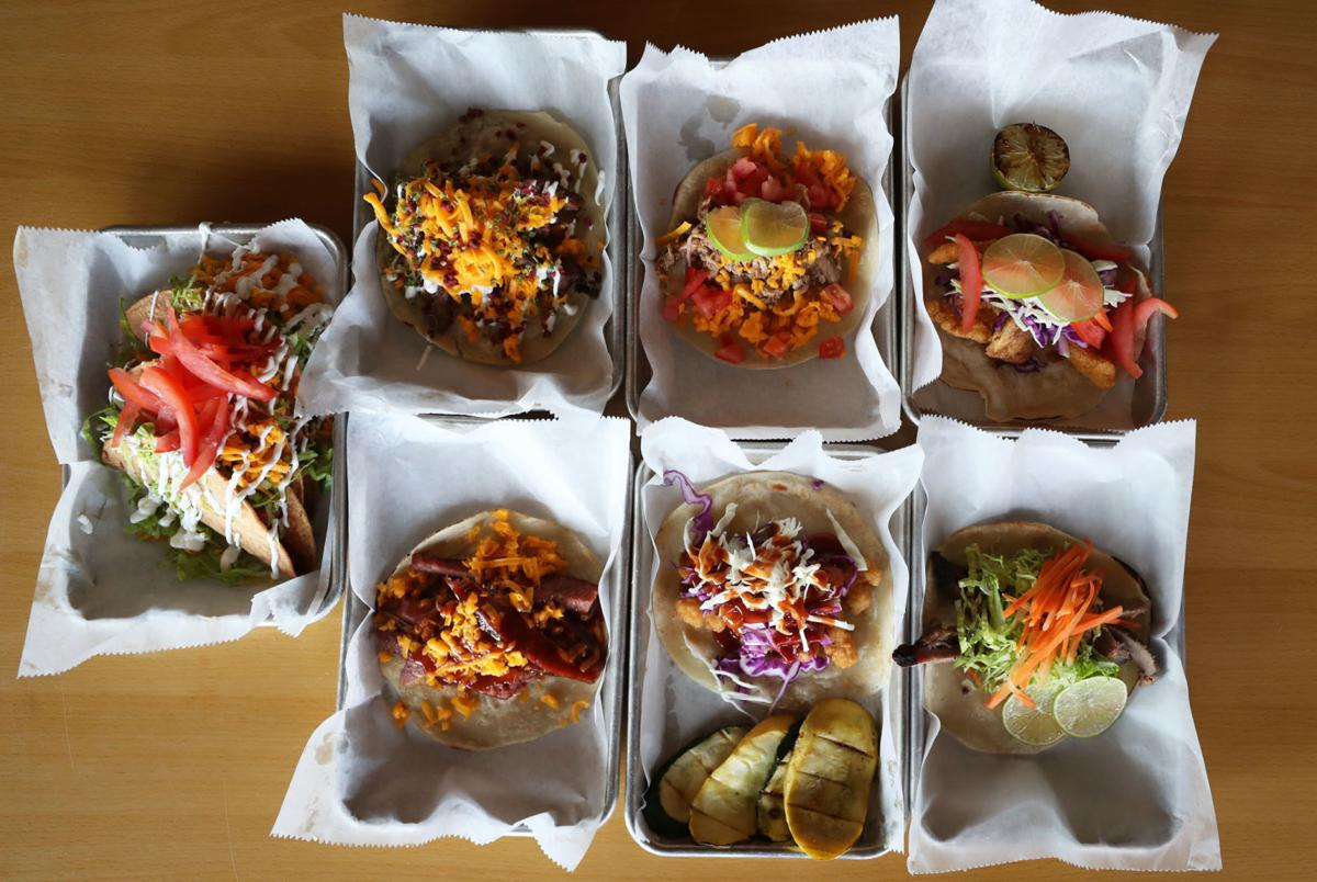 Pit BBQ tacos
