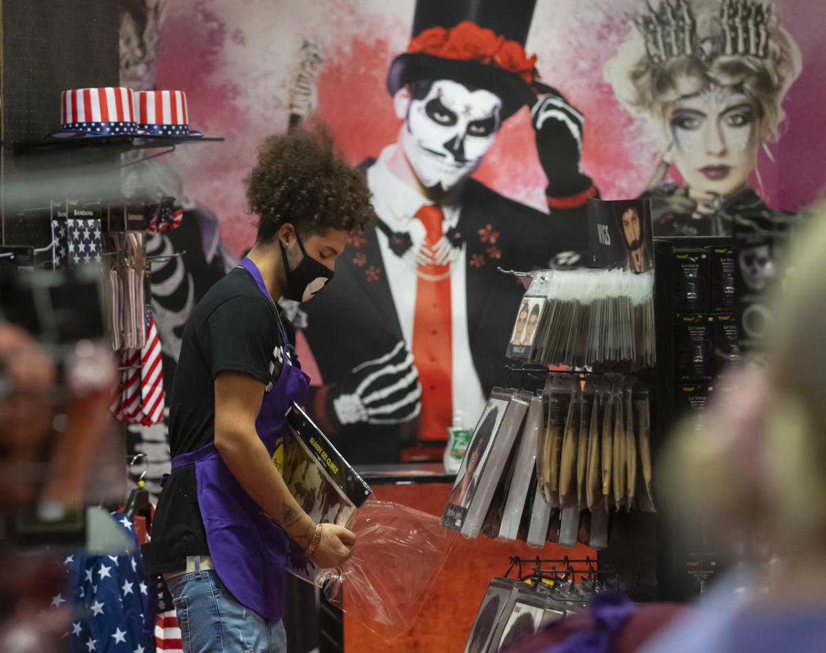 Galveston Halloween 2020 Galveston County residents find new tricks to give out treats this