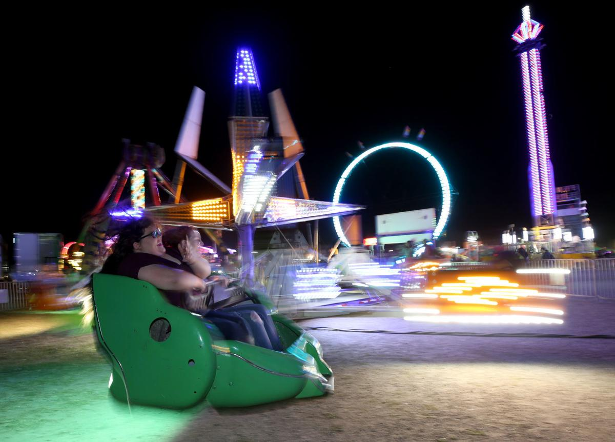 Final weekend of the Galveston County Fair & Rodeo