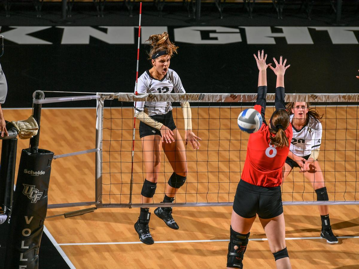Clear Falls alum powers UCF volleyball to AAC title