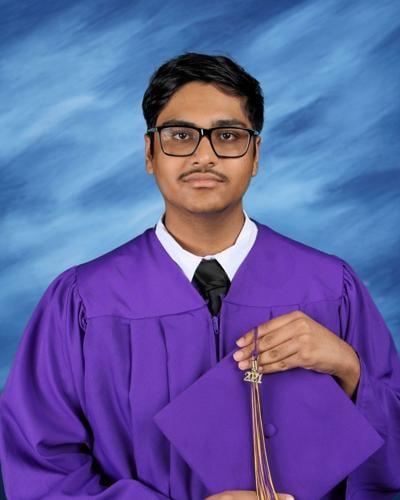 Valedictorian: Shashank Kota