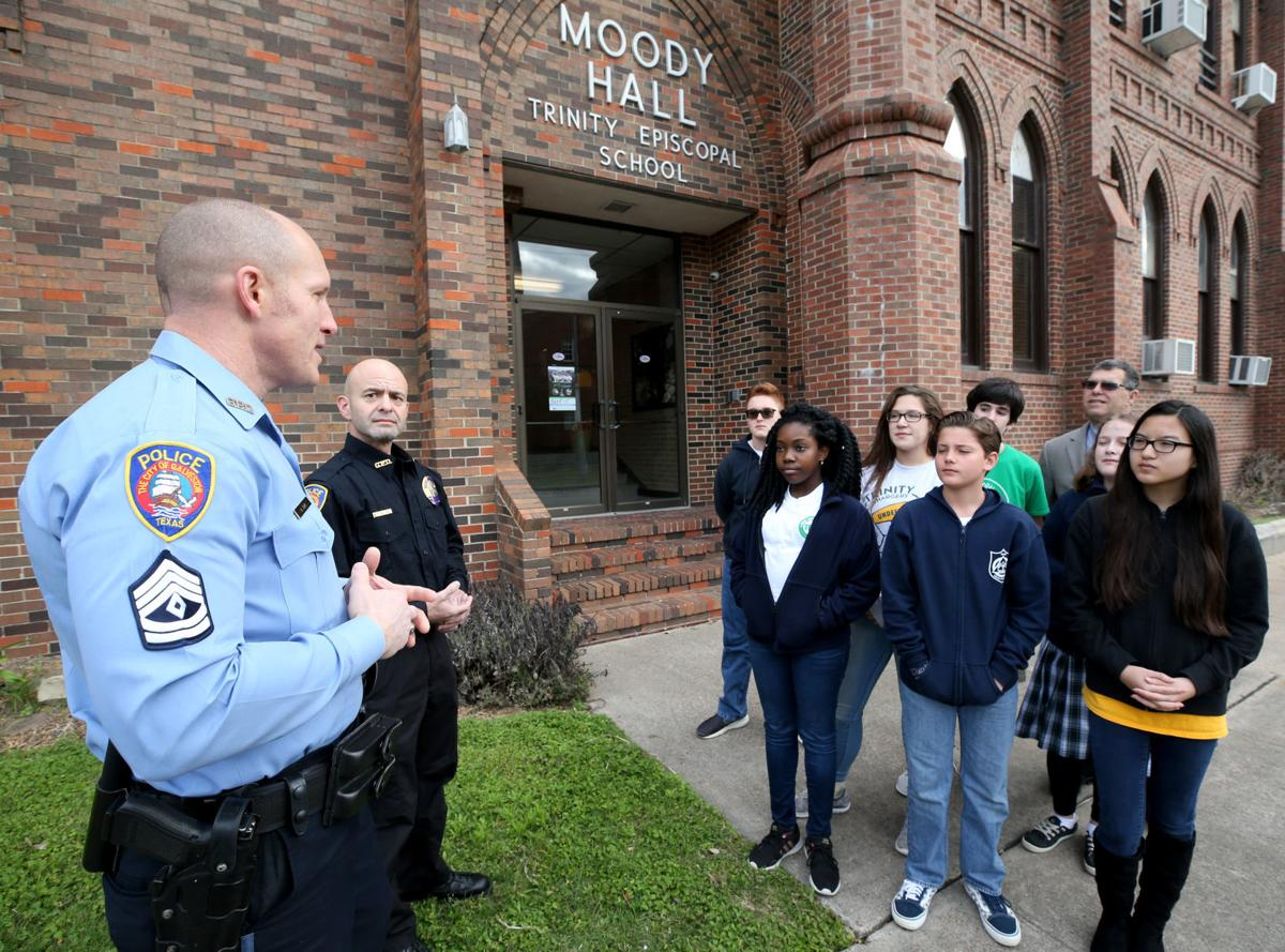 Trinity Episcopal School security