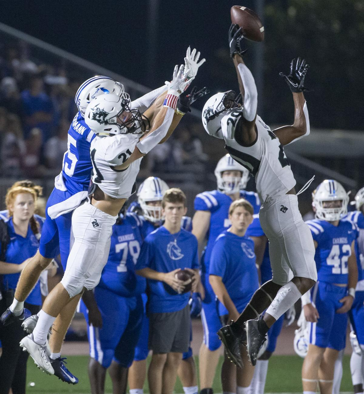 Clear Springs vs Clear Falls High School Football