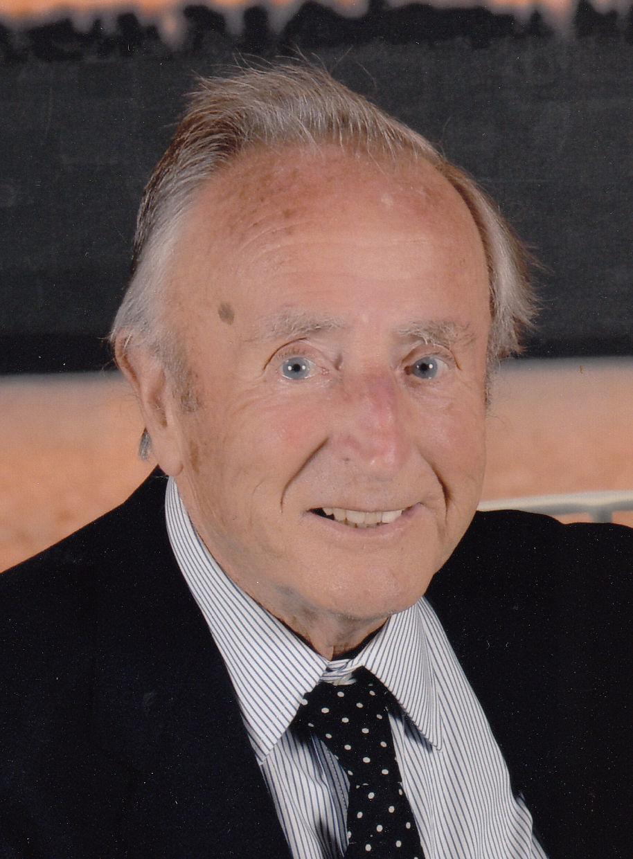 Roy Arthur Hargreaves