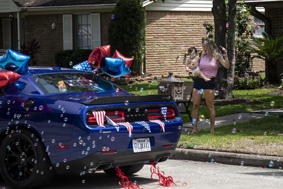 Friendswood celebrates Independence holiday with neighborhood parades