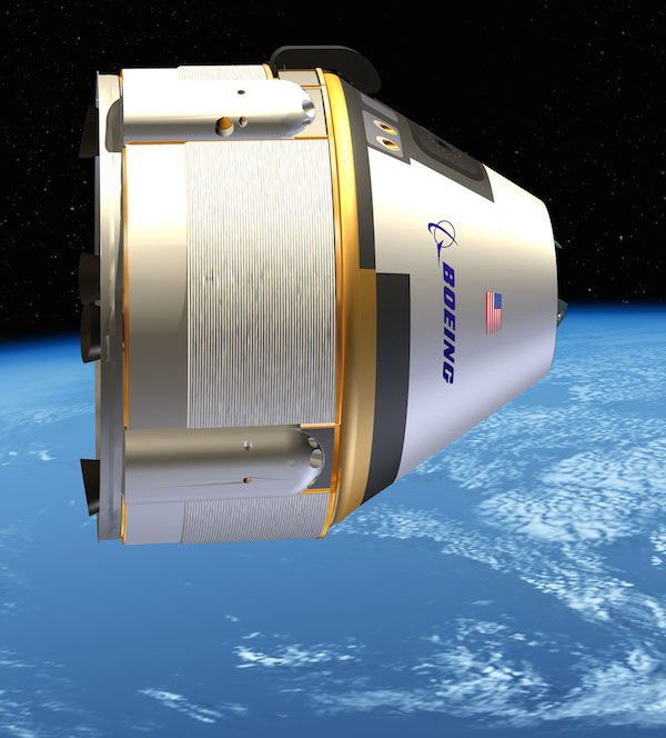Boeing, SpaceX to share transport of astronauts