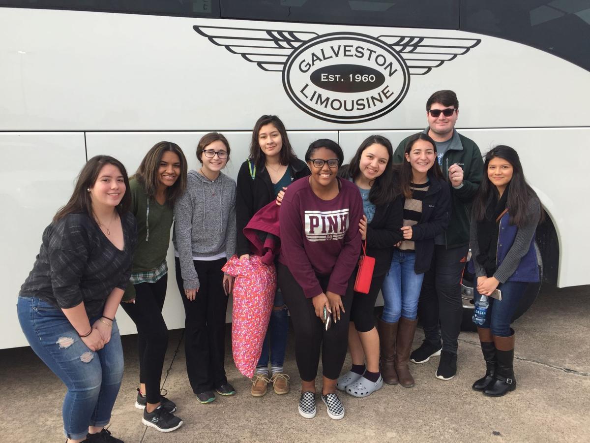 Students attend RYLA Camp