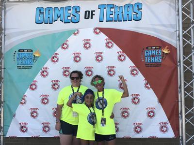 High Fives: Texas City swimmer