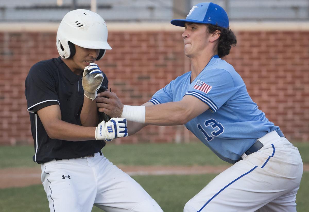 Friendswood vs Clear Springs Baseball