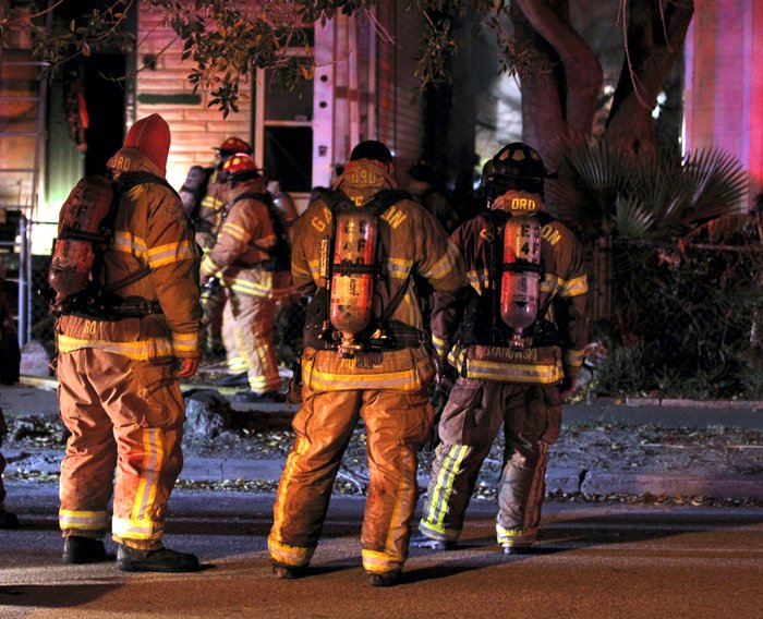 One man killed in house fire