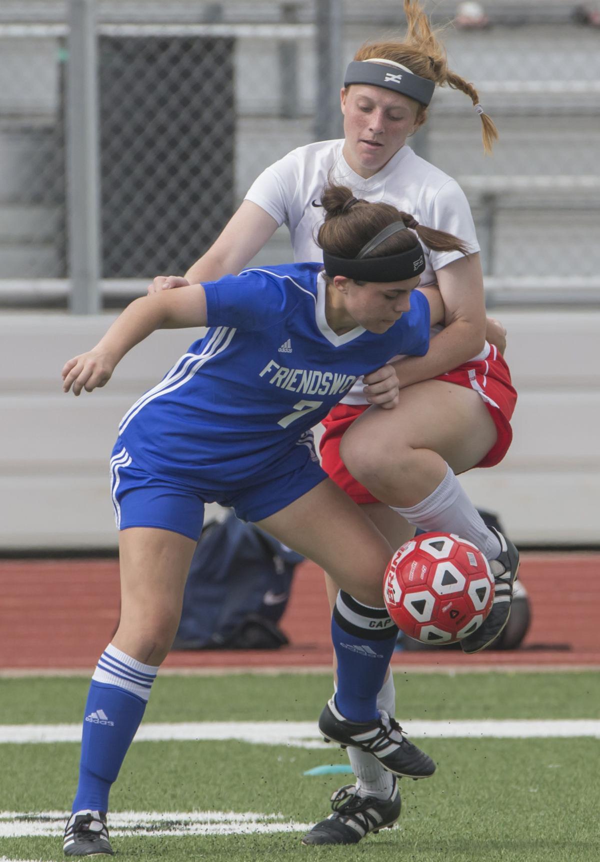 Clear Lake vs Friendswood Girls Soccer