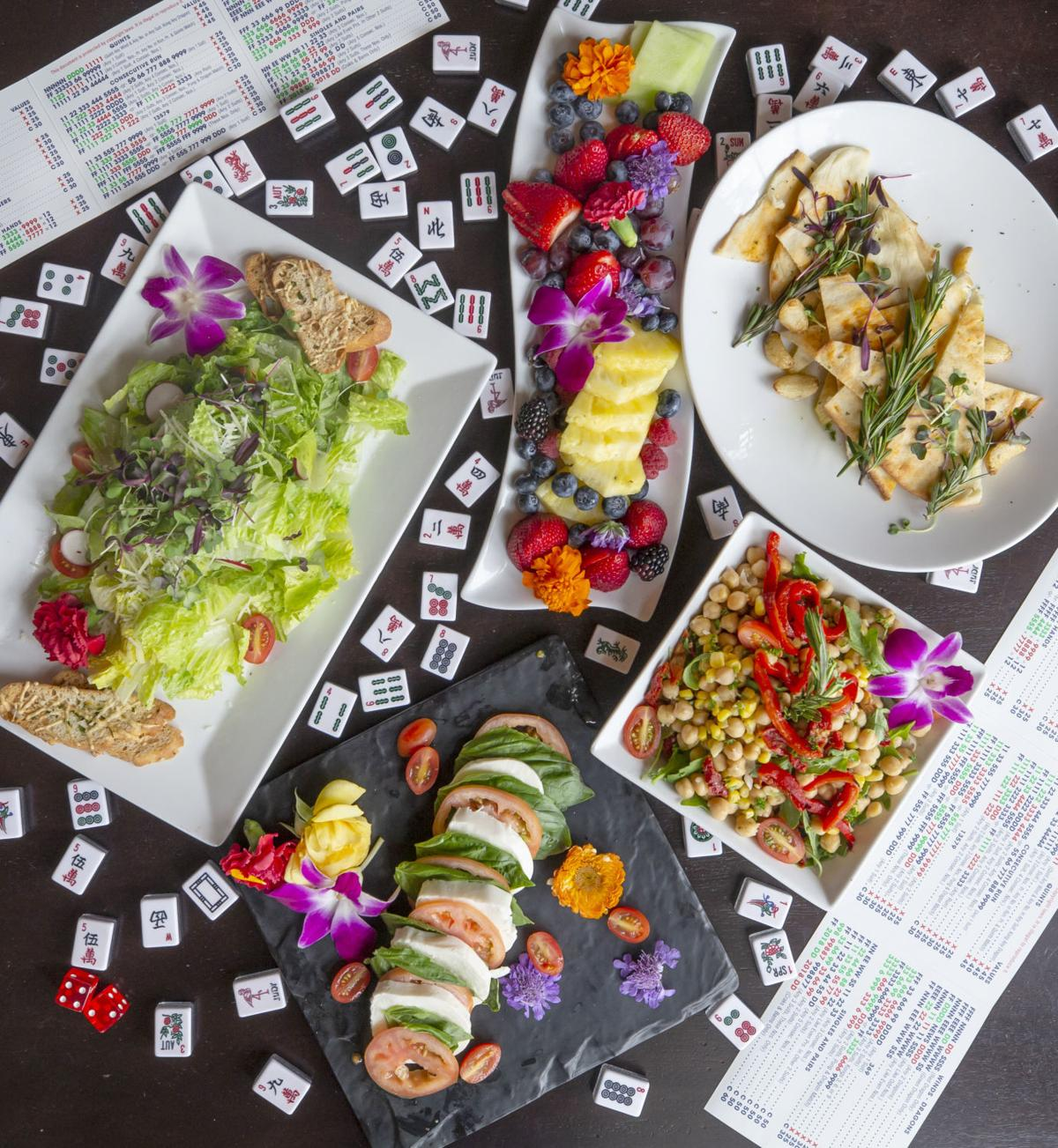 Food-Charity Mahjong
