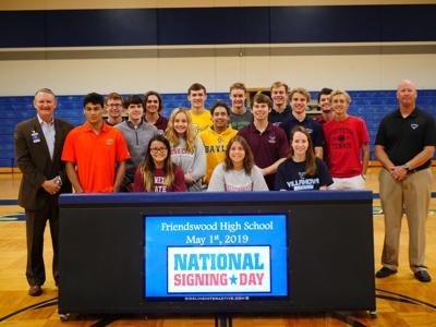 High Fives: Friendswood signings
