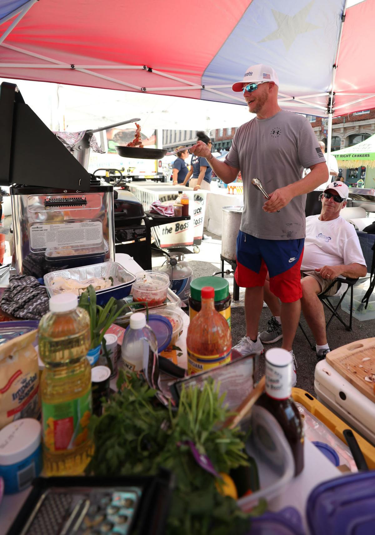 Shrimp Festival Celebrates Food And Camaraderie Local