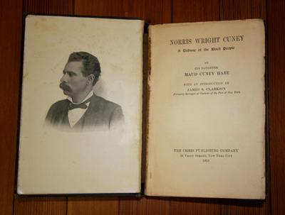 Wright Cuney Book