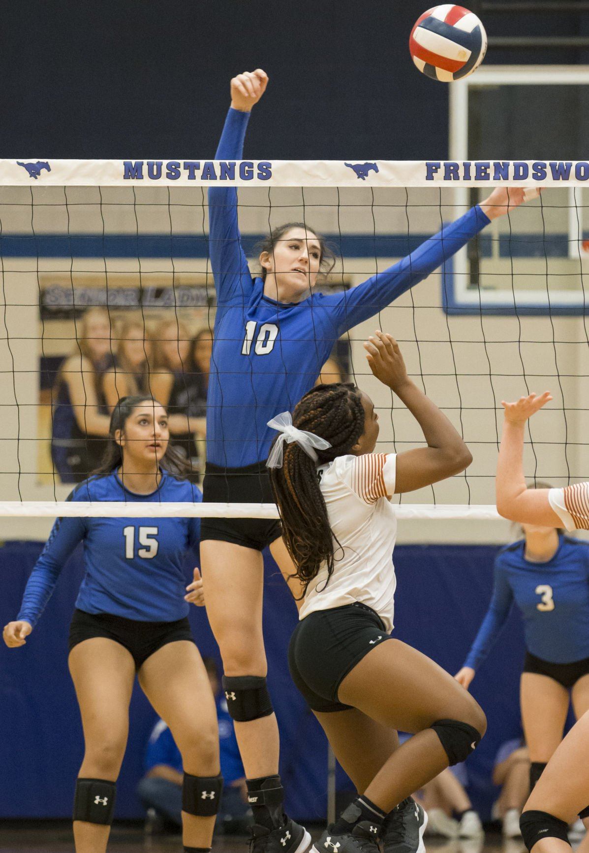 Friendswood vs Alvin Volleyball