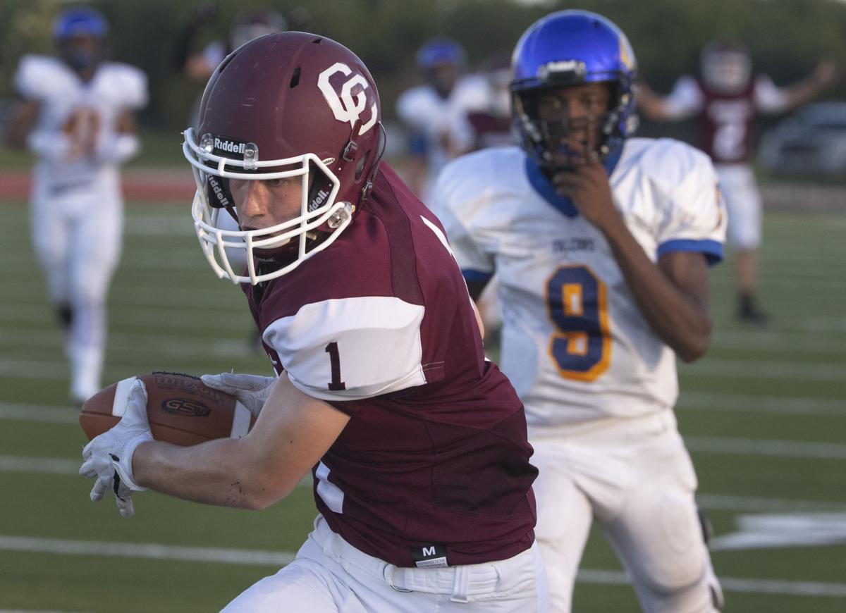 Clear Creek vs Channelview Football