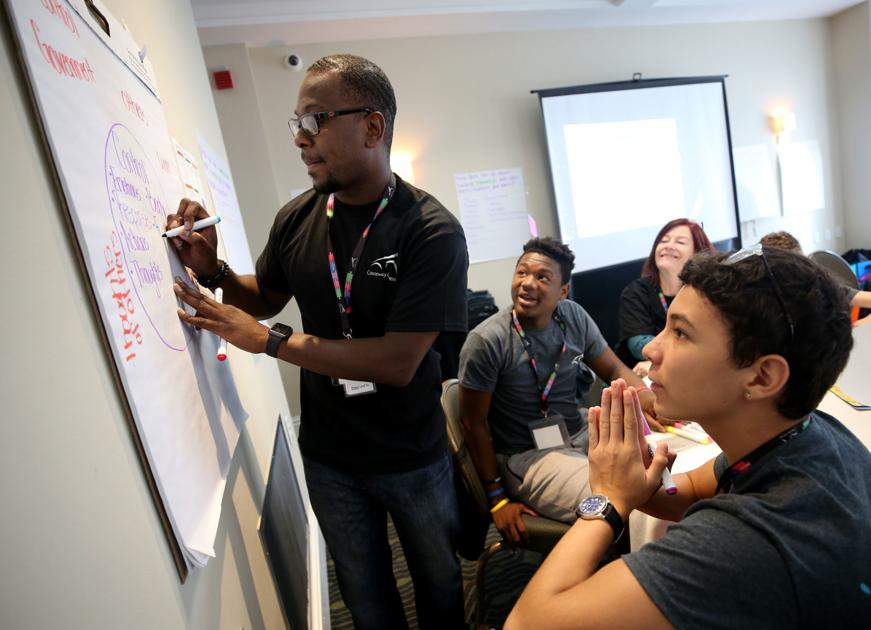Galveston students devise action plans to address problems at schools